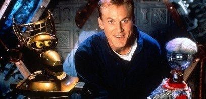 Netflix commande Mystery Science Theater 3000